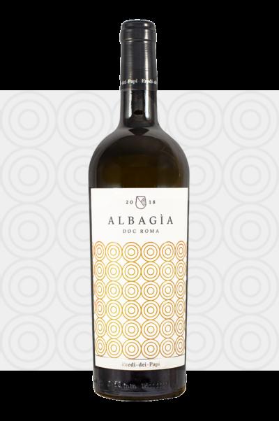 ALBAGìA - Vino Bianco - Cantine Eredi dei Papi