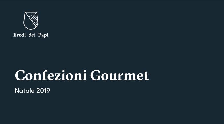 Confezioni Gourmet Natale 2019
